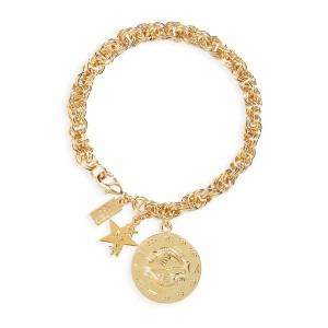 カム レディース ブレスレット・バングル・アンクレット アクセサリー CAM Carina Star Mate Zodiac Bracelet Pisces