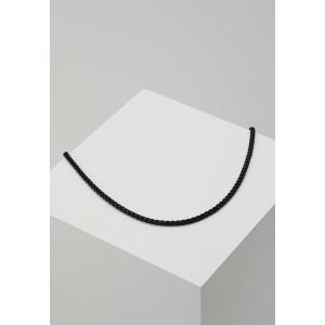 アイコンブランド メンズ ネックレス・チョーカー アクセサリー WHEAT LINK NECKLACE - Necklace - black black