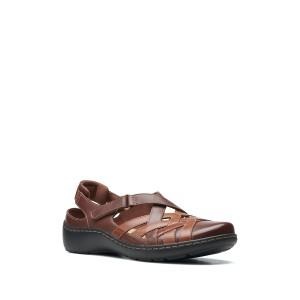 クラークス レディース サンダル シューズ Cora Dream Leather Sandal - Multiple Widths Available TAN COMBI