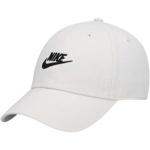 ナイキ メンズ 帽子 アクセサリー Nike Futura Heritage 86 Washed Adjustable Hat Khaki
