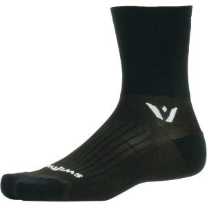 スィフトウィック メンズ 靴下 アンダーウェア Performance Four Sock Black