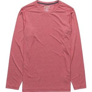 エクスオフィシオ メンズ シャツ トップス BugsAway Tarka Long-Sleeve Shirt - Men's Retro Red