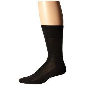 1ca67dbcfa7d55 ファルケ メンズ 靴下 アンダーウェア Tiago Crew Socks Black