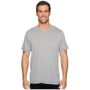 トッミーバハマ メンズ シャツ トップス Portside Palms V-Neck T-Shirt Bala Shark