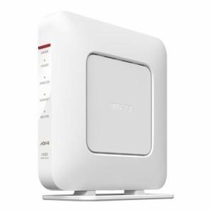 バッファローWiFi ルーター無線LAN 最新規格 Wi-Fi6 11ax / 11ac AX1800 573+1201・・・