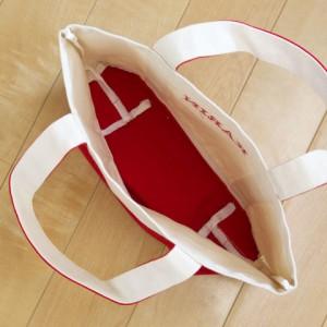 【名入れ ギフト プレゼント】トートバック バッグ ミニトート 刺繍で名入れ ミニヘビートートバック お祝いギフト 誕生日