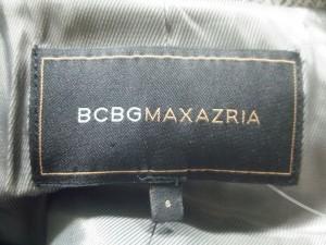 ビーシービージーマックスアズリア BCBGMAXAZRIA ブルゾン S レディース 美品 ライトグレー×ダークグレー チェック柄【中古】