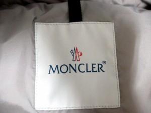 モンクレール MONCLER ダウンコート 0 レディース レンヌ 49987-00-54543 グレー 冬物【中古】