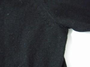 プレミス フォー セオリー リュクス PREMISE FOR THEORY LUXE 長袖セーター サイズ38 M レディース 黒【中古】
