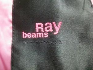 レイビームス RAY BEAMS コート レディース 美品 黒 冬物/ショート丈【中古】