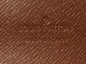 ルイヴィトン LOUIS VUITTON パスケース モノグラム ジャポン・サンガプール M60530 モノグラム・キャンバス【中古】