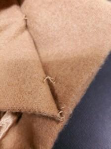 デュラス DURAS コート サイズ【F】 レディース 美品 ライトブラウン 冬物【中古】