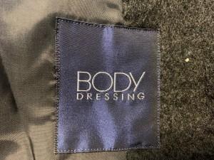 ボディドレッシング BODY DRESSING コート サイズ【M】 レディース 黒 冬物【中古】