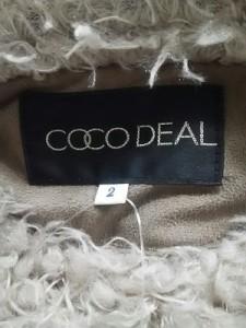 ココディール COCO DEAL ブルゾン サイズ2【M】 レディース 美品 ブラウン 冬物【中古】