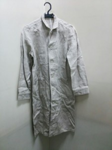 ネストローブ nest Robe コート レディース ベージュ 春・秋物/リネン【中古】