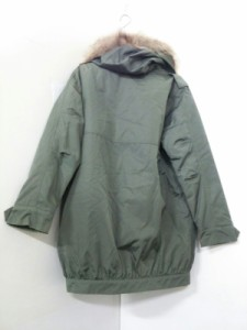 ムルーア MURUA コート サイズ99 レディース 美品 カーキ【中古】