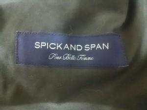 スピック&スパン Spick&Span ブルゾン サイズ38【M】 レディース ダークグレー 春・秋物【中古】