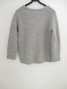 バーンヤードストーム BARNYARDSTORM 長袖セーター サイズ0【XS】 レディース ライトグレー【中古】