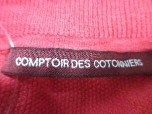 コントワーデコトニエ COMPTOIR DES COTONNIERS カーディガン サイズ【S】 レディース レッド【中古】