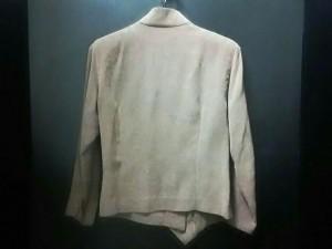 ヒロココシノ HIROKO KOSHINO ジャケット サイズ6 (JPN) レディース グレー 肩パッド【中古】