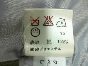 ニジュウサンク 23区 コート サイズ46【XL】 レディース グレー 春・秋物【中古】