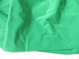 スナイデル snidel ミニスカート サイズF レディース 美品 グリーン ウエストゴム【中古】