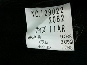 ヨークランド コート サイズ11AR M レディース グリーン×ダークネイビー×黒 冬物/チェック柄/BY THE CHECK TRADING INC【中古】