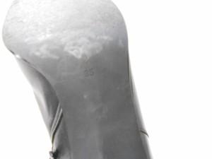 アンタイトル UNTITLED ロングブーツ 35 レディース 黒 レザー【中古】