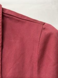 バナナリパブリック BANANA REPUBLIC ワンピース サイズ2 S レディース 美品 ピンク シャツワンピ【中古】