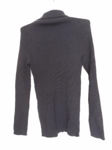ドゥーズィーエムクラスラリュー DEUXIEME CLASSE L'allure 長袖セーター レディース 黒 タートルネック【中古】