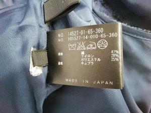 アナイ ANAYI ワンピース サイズ36 S レディース ネイビー×黒【中古】
