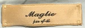 マーリエ Maglie par ef-de ワンピース サイズ9 M レディース ライトブルー×マルチ ビジュー【中古】