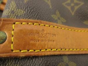 ルイヴィトン LOUIS VUITTON ボストンバッグ モノグラム キーポル・バンドリエール45 M41418 モノグラム・キャンバス【中古】