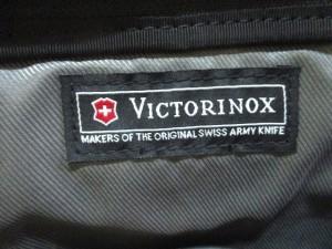 ヴィクトリノックス VICTORINOX ビジネスバッグ 黒 2WAY ナイロン【中古】