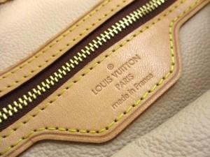 ルイヴィトン LOUIS VUITTON ショルダーバッグ モノグラム バケットGM M42236 モノグラム・キャンバス【中古】
