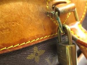 ルイヴィトン LOUIS VUITTON ハンドバッグ モノグラム ドーヴィル M47270 モノグラム・キャンバス【中古】