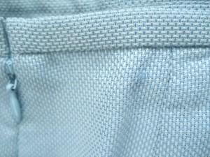 ポールスチュアート PaulStuart スカート サイズ9 M レディース 美品 ライトブルー カシミヤ/シルク混【中古】