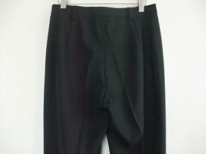 ポールスチュアート PaulStuart パンツ サイズ42 L レディース 美品 黒 ストレッチ/センタープレス【中古】