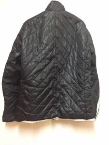 メンズメルローズ MEN'S MELROSE ジャケット サイズ4 XL メンズ 黒 キルティング【中古】