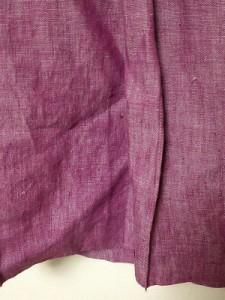 エトロ ETRO スカート サイズ44 L レディース パープル プリーツ【中古】