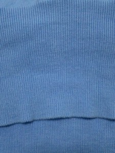 ブラックレーベルポールスミス BLACK LABEL Paul Smith 七分袖セーター サイズXL レディース ライトブルー【中古】