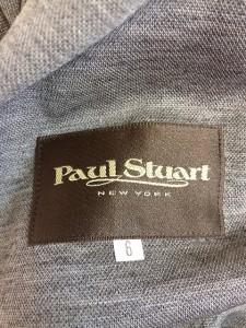 ポールスチュアート PaulStuart スカートスーツ サイズ6 M レディース グレー【中古】