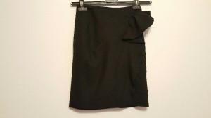 ジャスグリッティー JUSGLITTY スカート サイズサイズ 0 レディース 美品 黒【中古】