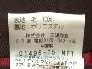 イルファーロ ILFARO ジャケット サイズ48L メンズ 美品 ダークブラウン【中古】