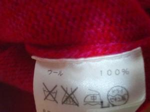 トゥモローランド TOMORROWLAND 長袖セーター サイズM  M メンズ 美品 レッド×ピンク tricot【中古】