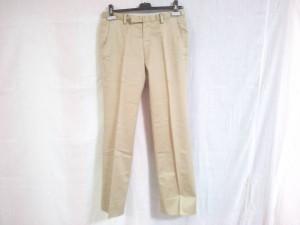 トゥモローランド TOMORROWLAND パンツ サイズ46 XL メンズ ベージュ【中古】