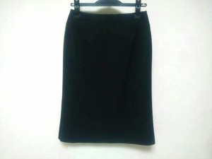 バーバリーロンドン Burberry LONDON スカート サイズ36 M レディース 美品 黒【中古】