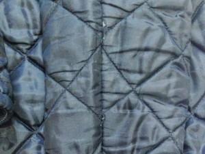 ラベンハム LAVENHAM コート サイズ38 M レディース 黒 LIBERTY/キルティング/冬物【中古】