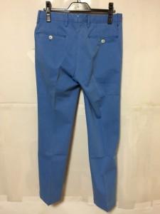 ピーティーゼロウーノ PT01 パンツ サイズ44 L メンズ ブルー【中古】