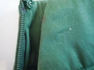 ポールカ PAULEKA スカート サイズ36 S レディース グリーン【中古】